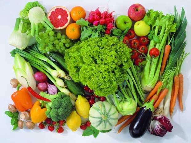 Нумерология, травы и фрукты...