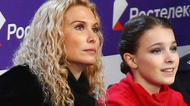 Щербакова охарактеризовала Тутберидзе двумя словами и отказалась выбирать между Загитовой и Медведевой