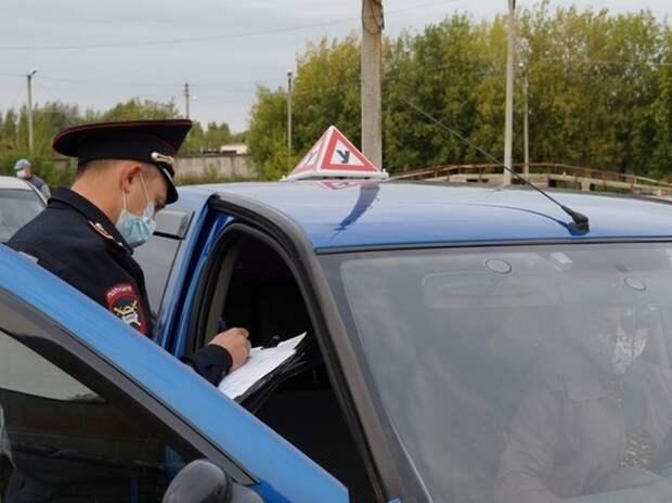 Четыре основные ошибки при сдаче экзамена по вождению назвали в ГИБДД