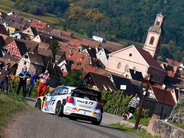 WRC: Латвала догоняет Ожье