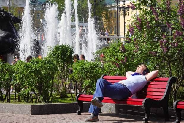 Синоптики рассказали о погоде в Москве в День России