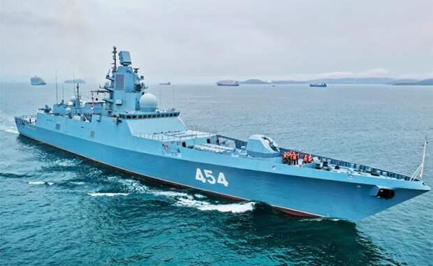 Русские моряки нарываются на грубость - адмирал Ставридис