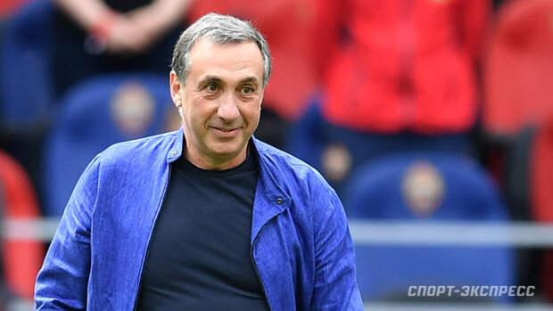 Гинер обозначил цели ЦСКА наследующий сезон