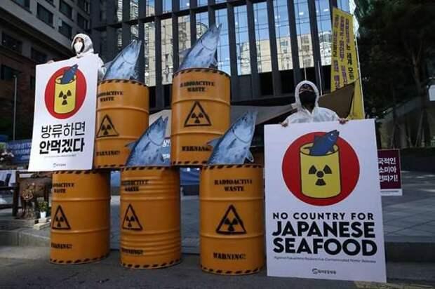 Сброс воды АЭС Фукусима в океан - факты и мнения ученых