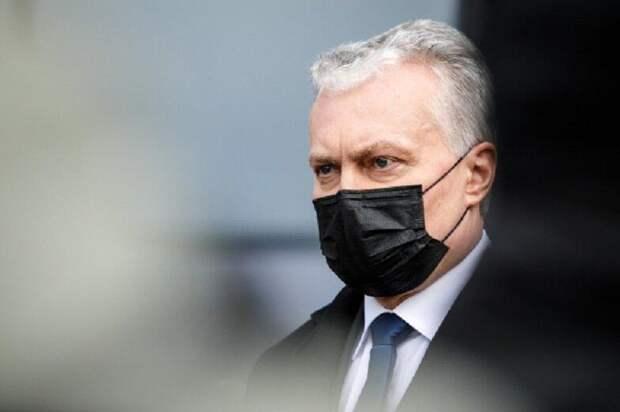Президент Литвы повторил оскорбления Байдена в адрес Путина. Что теперь ждёт Литву?