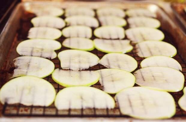Делаем яблочные чипсы с корицей. . Обсуждение на LiveInternet - Российский Сервис Онлайн-Дневников