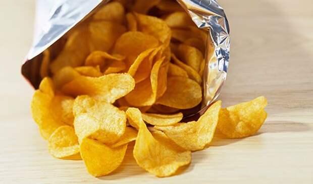 E222 содержится в чипсах и моющем средстве
