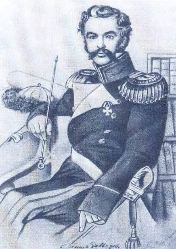 Русские партизаны 1812 года. И. Дорохов, Д. Давыдов, В. Дибич