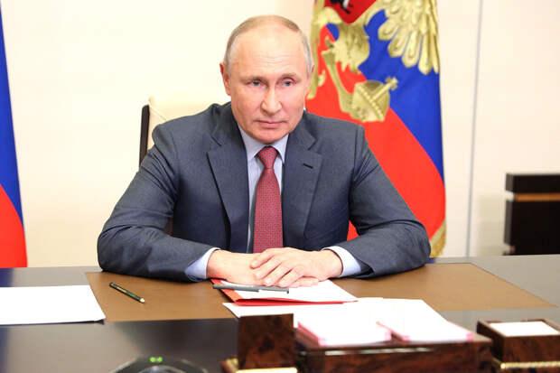 Путин анонсировал выход четвёртой российской вакцины от коронавируса