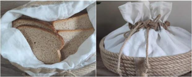Удобная идея для кухни: полезная вещица из простых материалов
