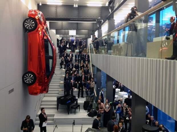 В Москве появилась Hyundai MotorStudio