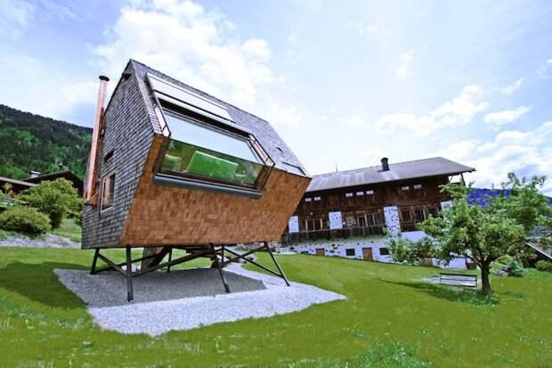 Компактные дома