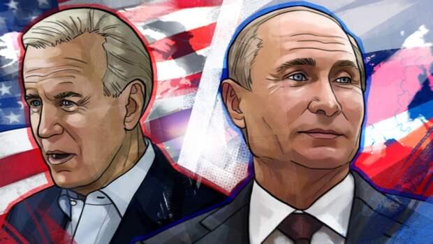 Китайские СМИ назвали причину будущих звонков Байдена Путину