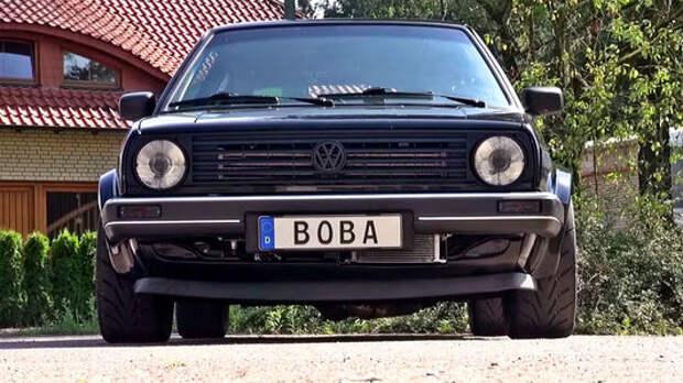 Гонки на спидометрах: 1234-сильный Volkswagen Golf против всех