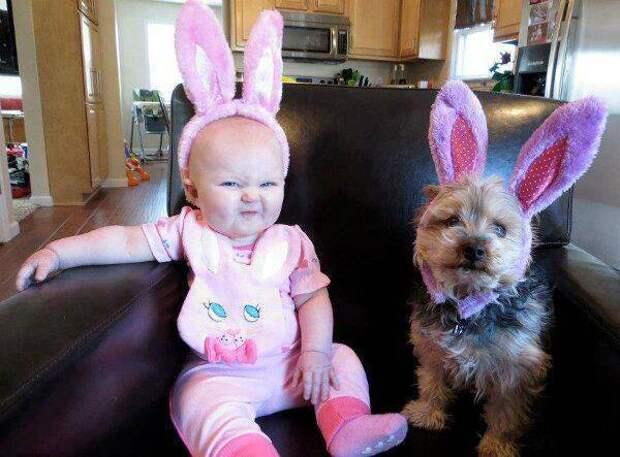 дети должны расти с домашними животными (21)