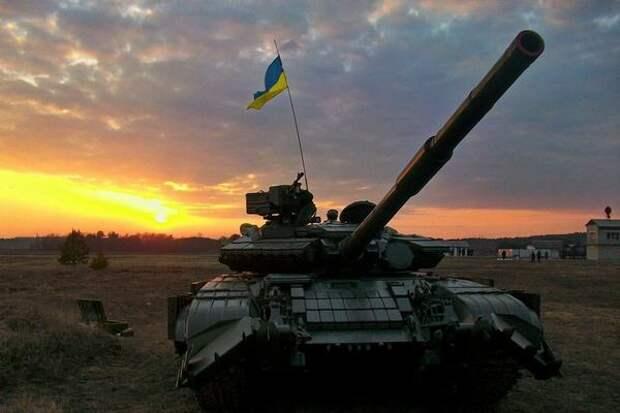 Жители Мариуполя угнали два украинских танка
