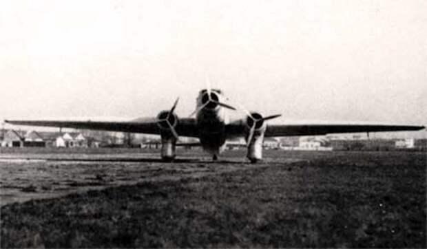 Бомбардировщик Caproni Ca.132