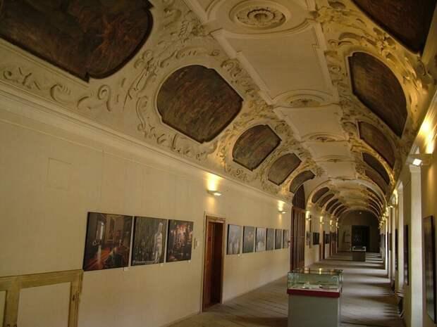 Инструкция по применению: Клементинум в Праге