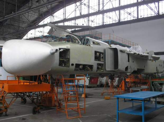 Авиаремонтная отрасль Украины – состояние, планы, реальные перспективы