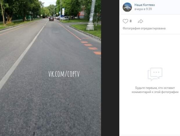 В 3-ем Михалковском появились знаки «Остановка запрещена»