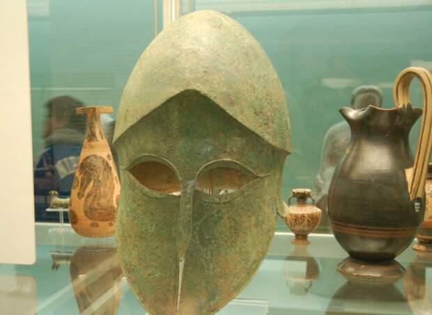 Археологи: древние греки привлекали иностранных воинов для важных сражений