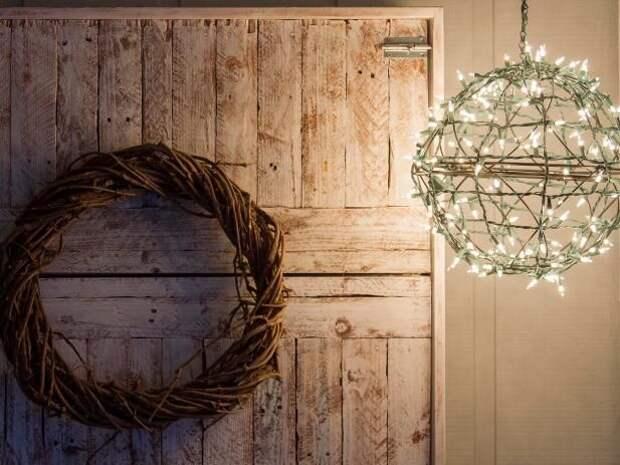 Сделайте свой вечер на даче сказочнее и уютнее с помощью простой и красивой идеи