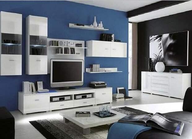 Белая мебель19