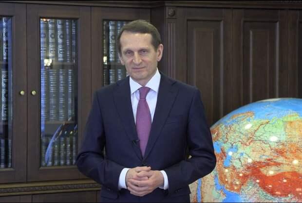Нарышкин пообещал превратить Крым в жемчужину России
