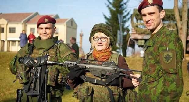 Военный назвал отличия службы в ВС Литвы и в Иностранном легионе Франции