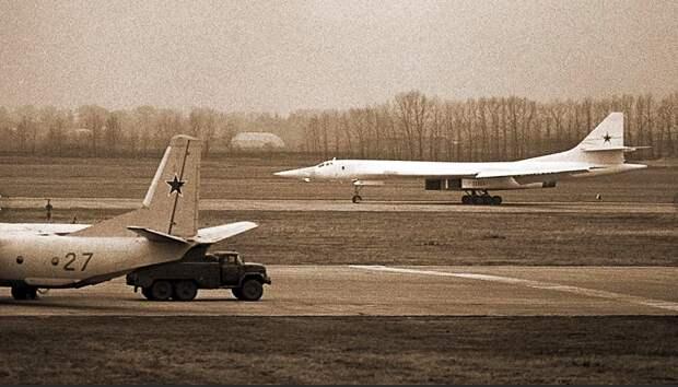 Аэродром Прилуки, 1980-е гг.