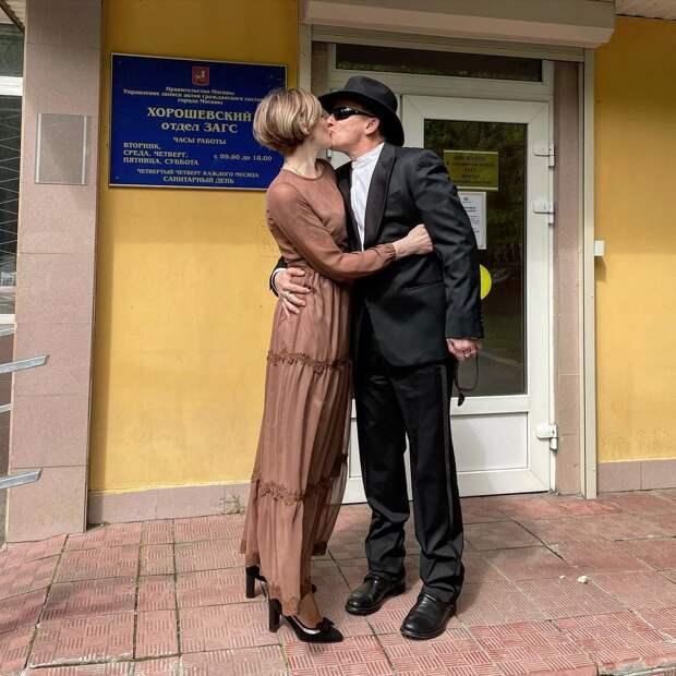 Иван Охлобыстин выдал замуж старшую дочь