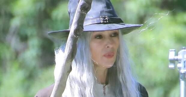 Моника Беллуччи играет колдунью: первые фото в образе