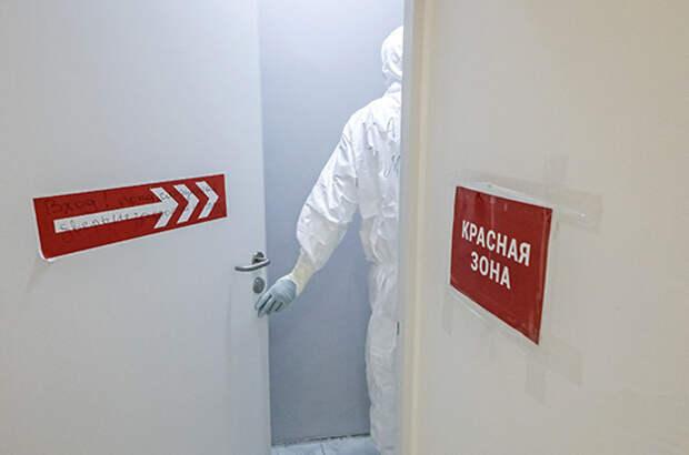 В Москве за сутки скончались 34 зараженных коронавирусом