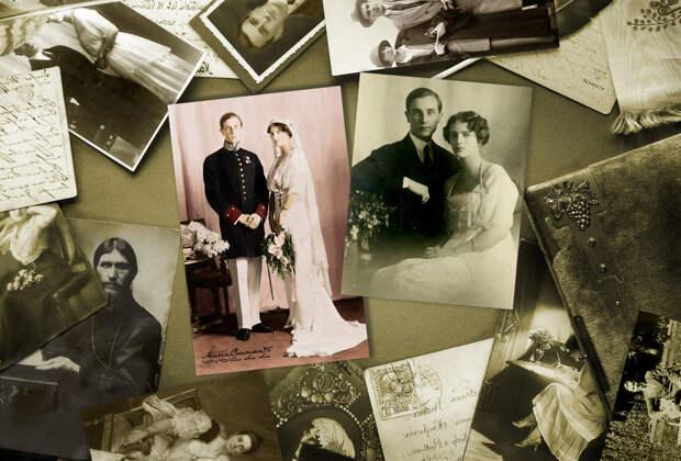 Феликс и Ирина Юсуповы в день свадьбы. Коллаж © L!FE Фото: © Wikipedia.org