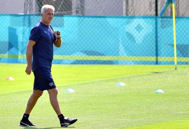 «Мне кажется, кто-то очень хочет стать моим менеджером». Петкович – о «Зените»