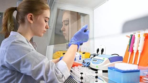 В России выявили еще 8 632 случая заболевания COVID-19