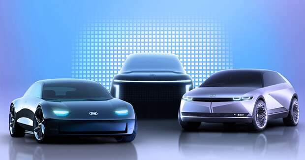Hyundai запустила отдельный бренд для электромобилей. На этом фоне акции компании подорожали на 15%