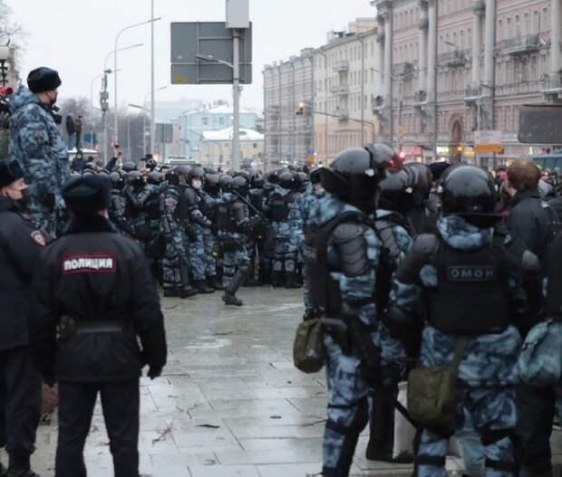 Уголовные дела по следам массовых акций протеста 23 января продолжают множится