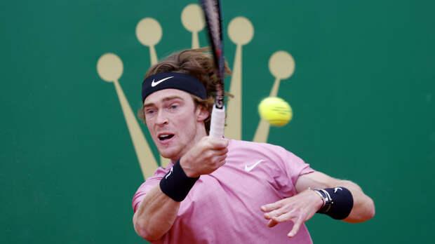 Рублёв обошёл Федерера в рейтинге ATP
