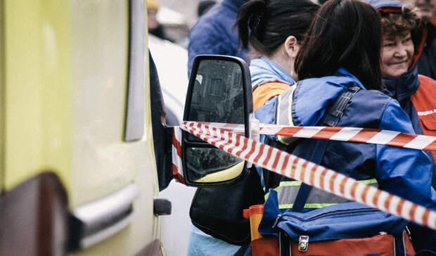 ВТатарстане рассказали осостоянии пострадавших при стрельбе вКазани