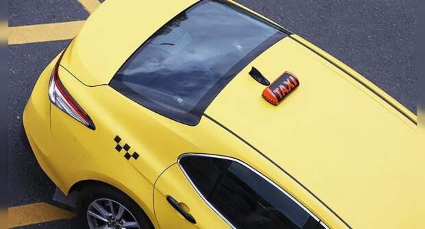 Департамент транспорта Москвы предлагает усилить ответственность агрегаторов такси за водителей