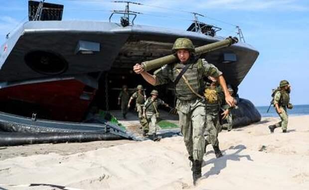 На Западном фронте перемены: Россия наращивает силы у границ с НАТО