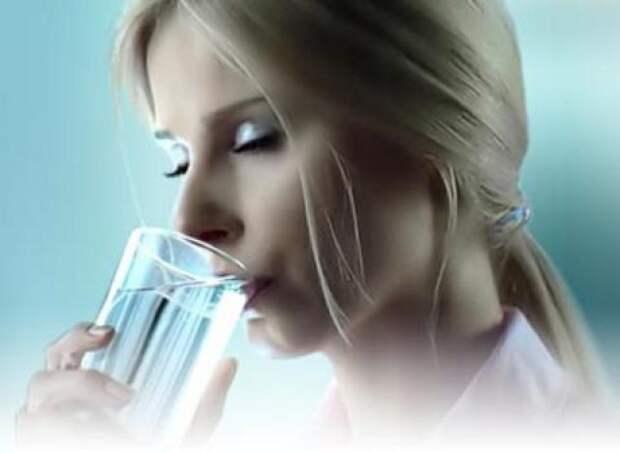 Утопим стресс и усталость в воде...
