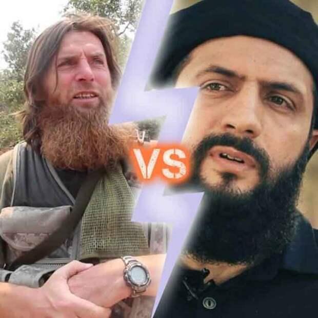 Чеченские боевики нанесли локальное поражение «Хайят Тахрир аш-Шам»