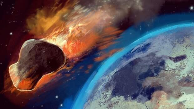 Гигантский астероид размером с пирамиду Хеопса вызвал вспышки агрессии на Земле