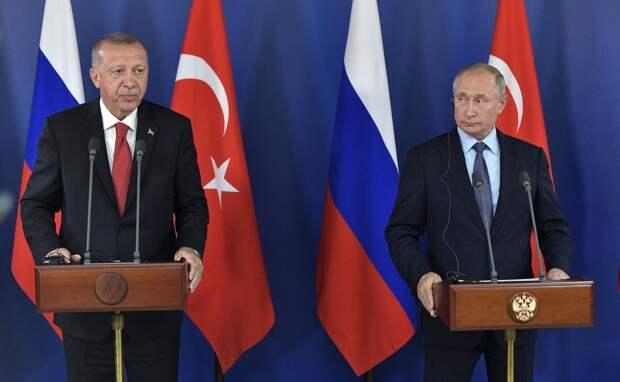 Конфликт между Россией и Турцией неизбежен