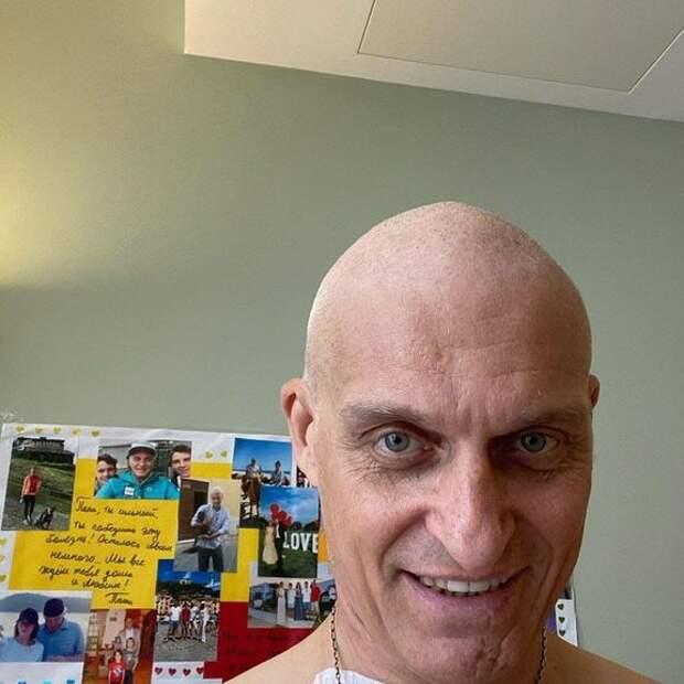 Тиньков объявил, что жертвует свое состояние на борьбу с раком в России