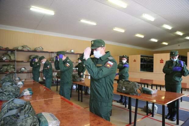 Пять вопросов военному комиссару из ВАО об особенностях весеннего призыва