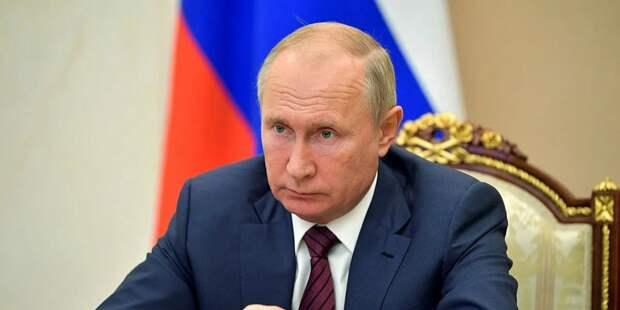 Путин и Совбез обсудили ситуацию в Ближневосточном регионе
