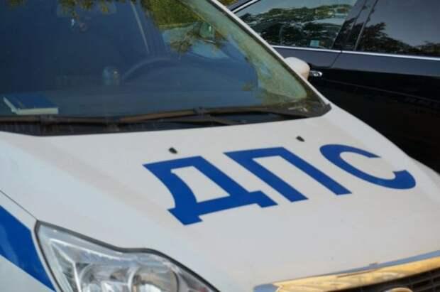 Под Красноярском в ДТП с участием автобуса пострадали десять человек